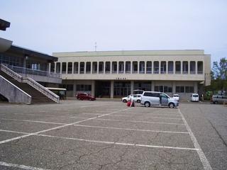 三国体育館の写真