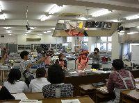 魚がさばける福井人育成講座の様子