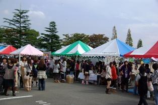 2009年度の仁短祭の様子写真